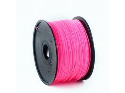 Филамент пластик Gembird (3DP-ABS1.75-01-P) для 3D-принтера, ABS, 1.75 мм, розовый, 1кг