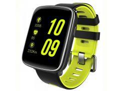 Умные часы Nomi W20 Black/Yellow (349570)
