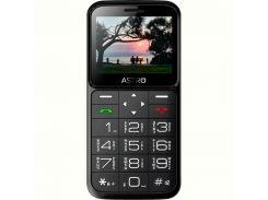 Мобильный телефон Astro A186 Dual Sim Black