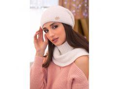 Комплект «Дуглас» (шапка и шарф-хомут)