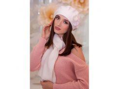 Комплект «Арманда» (берет и шарф)