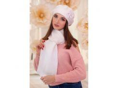 Комплект «Моника» (берет и шарф)