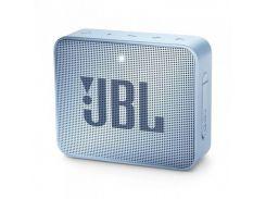 Акустическая система JBL GO 2 Cyan (JBLGO2CYAN)
