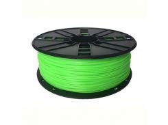 Филамент пластик Gembird (3DP-TPE1.75-01-G) для 3D-принтера, TPE, 1.75 мм, зеленый, 1кг
