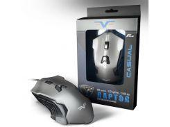 Мышь Frime Raptor Black, USB (FMC1821)