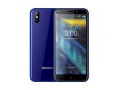 Смартфон Doogee X50L Dual Sim Blue (6924351655037)