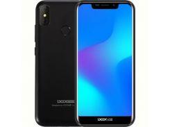 Смартфон Doogee X70 Dual Sim Black (6924351667405)