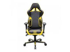 Кресло для геймеров DXRacer Racing OH/RV131/NY Black/Yellow
