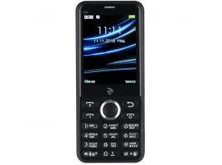 Мобильный телефон 2E E280 2018 Dual Sim Black (708744071170)