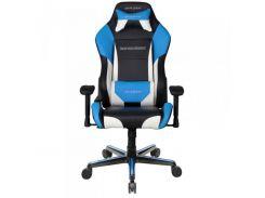Кресло для геймеров DXRacer Drifting OH/DM61/NWB Black/White/Blue