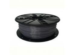Филамент пластик Gembird (3DP-ABS1.75-01-GW) для 3D-принтера, ABS, 1.75 мм, серый в белый, 1кг
