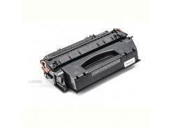 Картридж PowerPlant (PP-Q7553X) HP LJ P2014/Canon LBP3310 Black (аналог Q7553X) с чипом