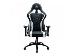 Кресло для геймеров Hator Sport Essential Black/White (HTC-907)
