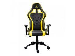 Кресло для геймеров Hator Sport Essential Black/Yellow (HTC-908)