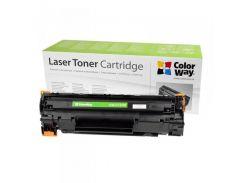 Картридж CW (CW-C725M/TH-1005) Canon LBP6000/MF3010 (аналог Canon 725) + Тонер (TH-1005) 3х60г