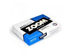 Бумага Zoom Extra, 80g/m2, A4, 500л, class А, белизна 161% CIE