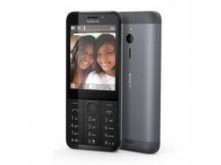Мобильный телефон Nokia 230 Dual Sim Dark Silver (A00026971)