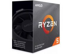 Процессор AMD Ryzen 5 3400G (3.7GHz 4MB 65W AM4) Box (YD3400C5FHBOX)