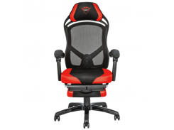 Кресло Trust GXT 706 Rona Gaming Chair with Footrest
