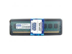 ОЗУ GOODRAM DDR3 4Gb 1333Mhz БЛИСТЕР GR1333D364L9S/4G