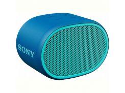 Акустическая система Sony SRS-XB01 Blue (SRSXB01L.RU2)
