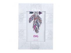 Фоторамка EVG FRESH White, 10х15 см