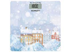 Весы напольные Scarlett SC-BS33E032