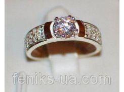 Серебряное кольцо  (035к)