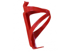 Флягодержатель для велосипеда белый красный