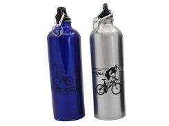Фляга/бутылка алюминиевая 0,75 л. Синий