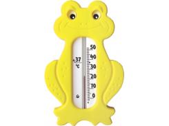 Термометр для ванной Стеклоприбор Сувенир В-3, желтый (300150)