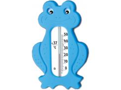 Термометр для ванной Стеклоприбор Сувенир В-3, голубой (300150)