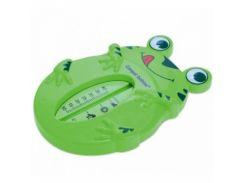 Термометр для воды Canpol babies Жабка, зеленый (9/220)