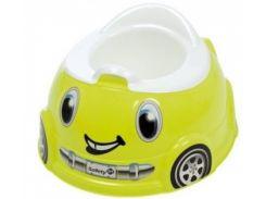 Горшок Safety 1st  Fast & Finished Potty, желтый (32110143)