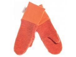Варежки Kivat, р.3, оранжевый (158-54)