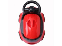 Детский горшок Babyhood Автомобиль, красный (BH-116R)