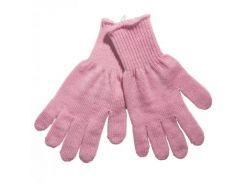 Перчатки Kivat, шерсть, р.4, светло-розовый (Kivat-155-20-4)