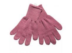 Перчатки Kivat, шерсть, р.2, пепельно-розовый (Kivat-155-14-2)