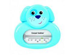 Термометр для воды Canpol babies Собачка, голубой (56/142)