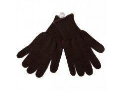 Перчатки Kivat, шерсть, р.3, коричневый (Kivat-72086-3)
