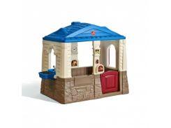Детский домик Step 2 Neat & Tidy, синий (788700)
