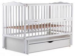 Кроватка Babyroom Веселка DVMO-3, бук белый (622152)