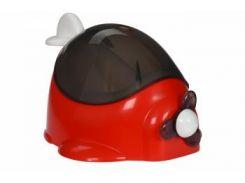Детский горшок Same Toy Qcbaby Самолет, красный (QC9905red)