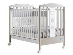 Детская кроватка Pali Birillo, светло-серый (8095231)