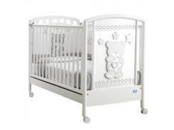 Детская кроватка Pali Birba, белый (8095233)