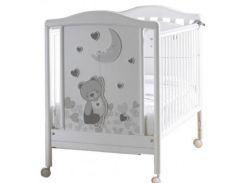 Детская кроватка Pali Moon White, белый (8090128)