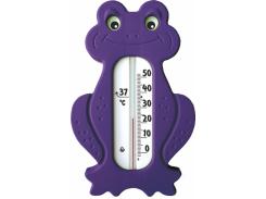 Термометр для ванной Стеклоприбор Сувенир В-3,фиолетовый (300150)