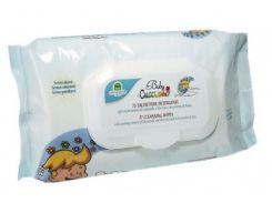 Салфетки очищающие Baby Cucciolo, 72 шт.