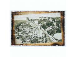 Открытка Каменец-Подольский Турецкая крепость начала XX в.