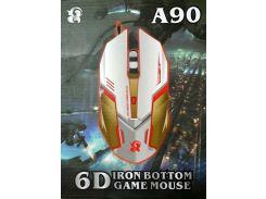 A90 Игровая компьютерная мышь 6D